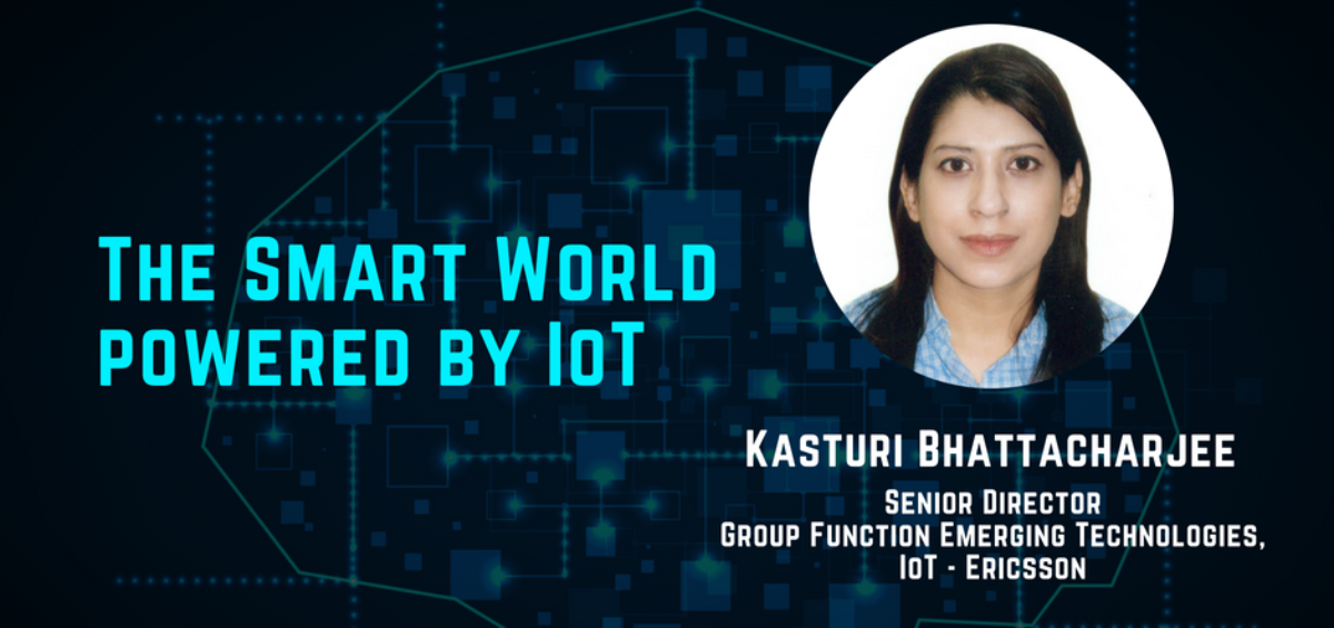 The Smart World and IOT